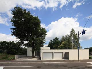 ナカノサワの家: 株式会社コウド一級建築士事務所が手掛けた家です。