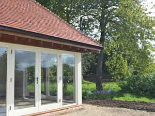 Park House, Kilmeston Classic style conservatory by Studio Four Architects Classic