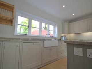 Park House, Kilmeston:  Kitchen by Studio Four Architects
