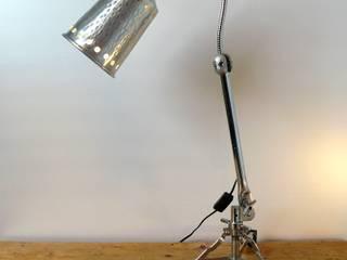 Perspektive: industriale Wohnzimmer von ML Upcycling Licht