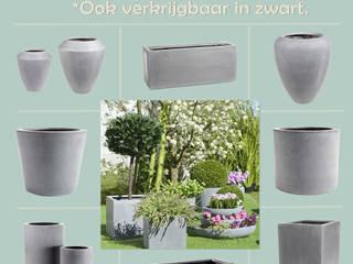 Pimp up your Garden Groothandel in decoratie en lifestyle artikelen Балкони, веранди & тераси Аксесуари та прикраси