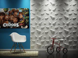 Loft Design System Deutschland - Wandpaneele aus Bayern Baby room
