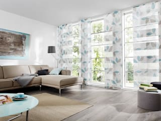 homify Windows & doors Curtains & drapes