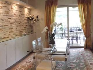 Tigei: Works Sala da pranzo in stile classico di Tigei Classico