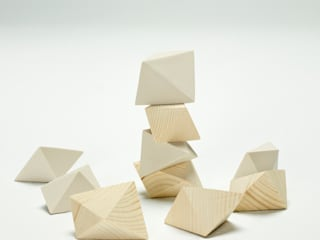 Metot - The sculpture game de Juan Ruiz-Rivas Estudio Minimalista
