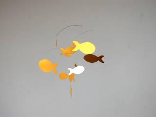 Poissons dorés:  de style  par REBTIL
