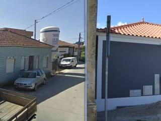 Casa Duarte:   por doisarquitectos . Alexandre e Costa ,Rústico