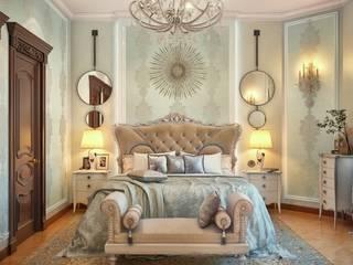 Sweet Home Design Dormitorios de estilo clásico