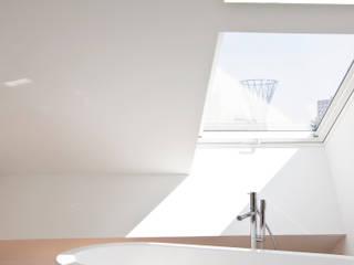 Bülow + Gebele :  Badezimmer von Andreas Beier Architektenteam