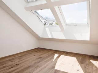 Bülow + Gebele :  Wohnzimmer von Andreas Beier Architektenteam