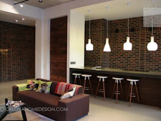 Orlova Home Design Dapur Gaya Industrial