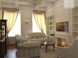 Orlova Home Design Living room