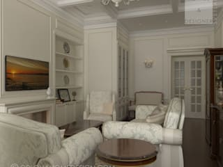 by Orlova Home Design Класичний