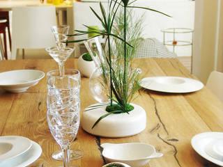Décoration végétale par Adventive Éclectique