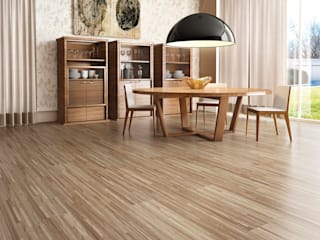 Tropical walls & floors by Timberplan Tropical