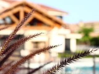 Estudio de paisajismo 2R PAISAJE Mediterranean style gardens