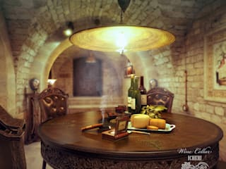 Sweet Home Design Wine cellar