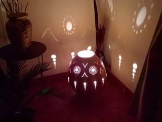 LAMPE TIARA:  de style  par LAKKAZE Boutique
