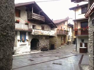 Riqualificazione centro storico_Paspardo di AMA_studio
