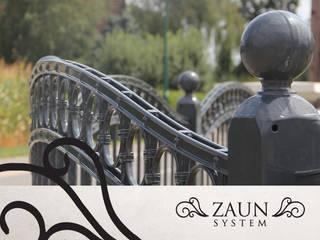 Graz - Jeine Zaunanlage:   von Zaunsystem - Schmiedeeisen Hersteller