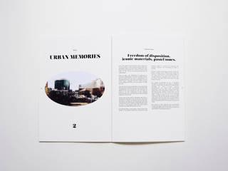 Formula / Trendbook: Studio in stile in stile Eclettico di Monomio
