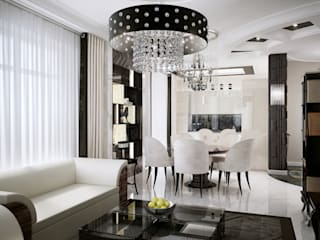 Modern Living Room by DenisBu Modern