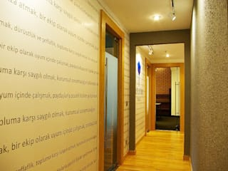 Mutlutürk İnşaat Ofis na-md Mimarlık Modern