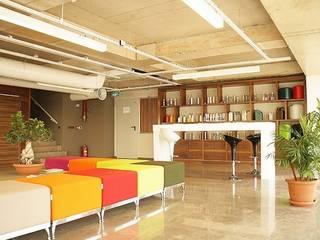 İZ Baskı Ofis na-md Mimarlık Modern