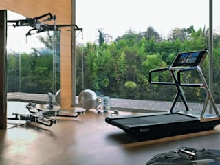 Gym by Technogym Germany GmbH, Modern