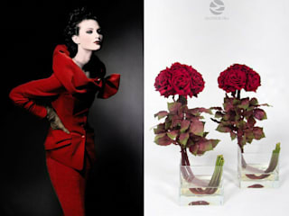 Sheer Collection - Floral Art von Materflora Lda. Klassisch