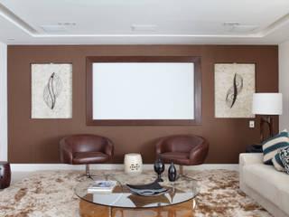 Living: Salas de estar  por Ana Adriano Design de Interiores