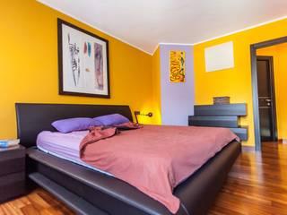 UAU un'architettura unica Moderne Schlafzimmer