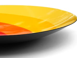 After Josef - enamel bowl:   by People Will Always Need Plates
