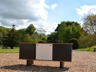'Casando' Sideboard by Charlotte Perriand:   by Flure Grossart 20th Century Design & Interiors