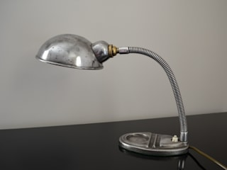 Industrial Desk Lamp:   by Flure Grossart 20th Century Design & Interiors