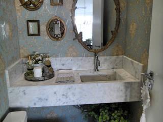 Gabriela Herde Arquitetura & Design Baños de estilo clásico