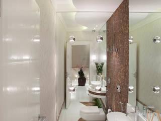 Designer de Interiores e Paisagista Iara Kílaris ห้องน้ำ