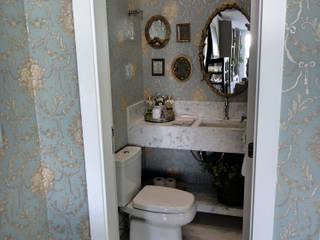クラシックスタイルの お風呂・バスルーム の Gabriela Herde Arquitetura & Design クラシック