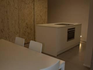 Reforma minimalista:  de estilo  de Cocinas Ricardo
