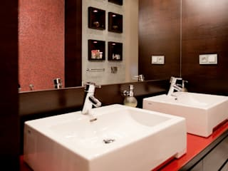 Classic style bathroom by Anna Buczny PROJEKTOWANIE WNĘTRZ Classic