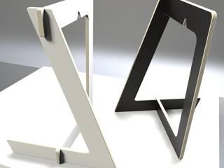 Les tréteaux LIBRANS par Osmose le bois Moderne
