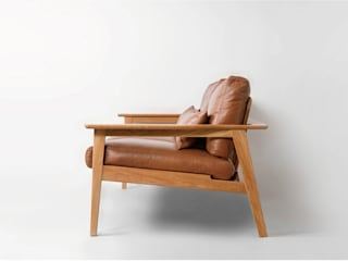 Sofa 1p: STANDARD.a의 현대 ,모던