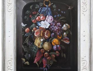 Dipinto olio su tela di Diego Granato Classico