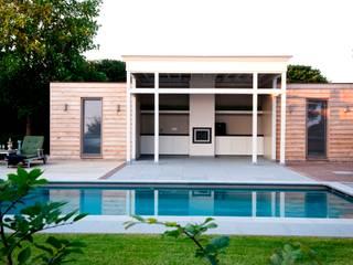 Modern Pool by Vetrabo Modern