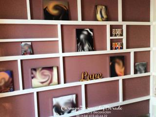 DIseño exclusivo para dormitorio Juvenil Carmen Fernandez Interiorismo y Eventos Dormitorios de estilo moderno