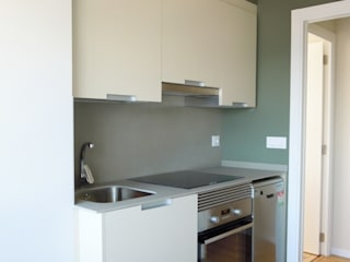 Cucina moderna di Dome Moderno