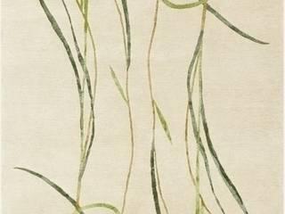Deirdre Dyson HAIRY SEDGE hand knotted wool and silk rug von Deirdre Dyson Carpets Ltd Klassisch