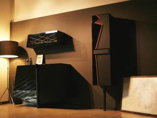 Serie Ultramar, Aparador Satisfaction:  de estilo  de JUAN ARES Marine Design
