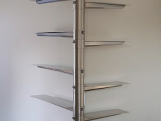 The Spindle stainless:   door RetroWorks