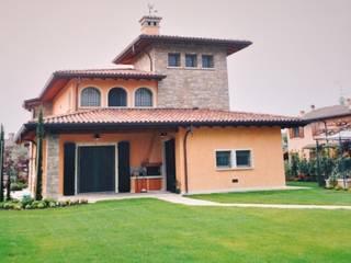 Casas modernas por Geometra Toselli Luciano Moderno